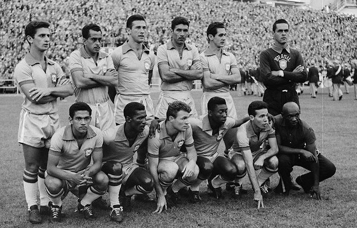 seleção 1958