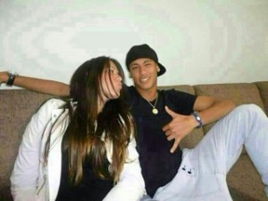 neymar laryssa