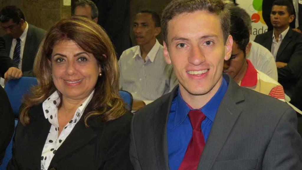 Bruno Guzzo e Nice-pq