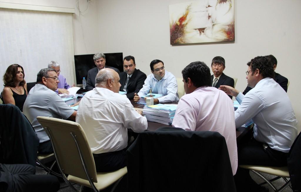 Foto - Reunião CP