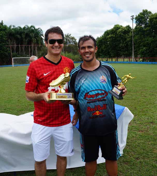 Atleta Paraíba (Rosevaldo) Artilheiro 8 gols