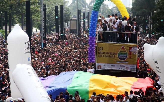 parada gay 2012