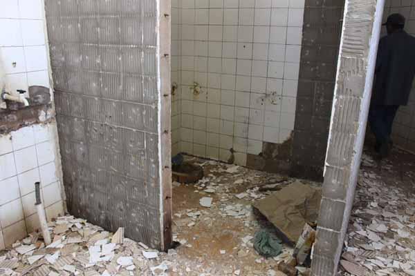 Reforma do Banheiro