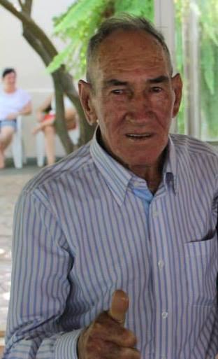 Paciente Jorge Ribeiro do Valle