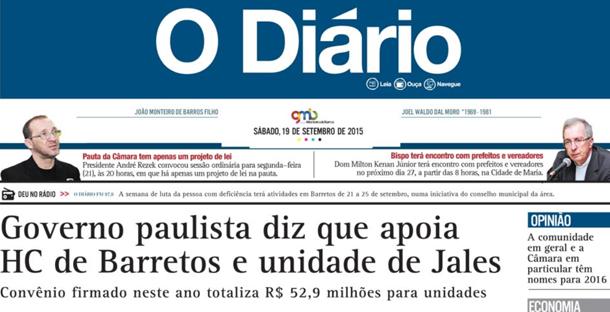 diário - hc