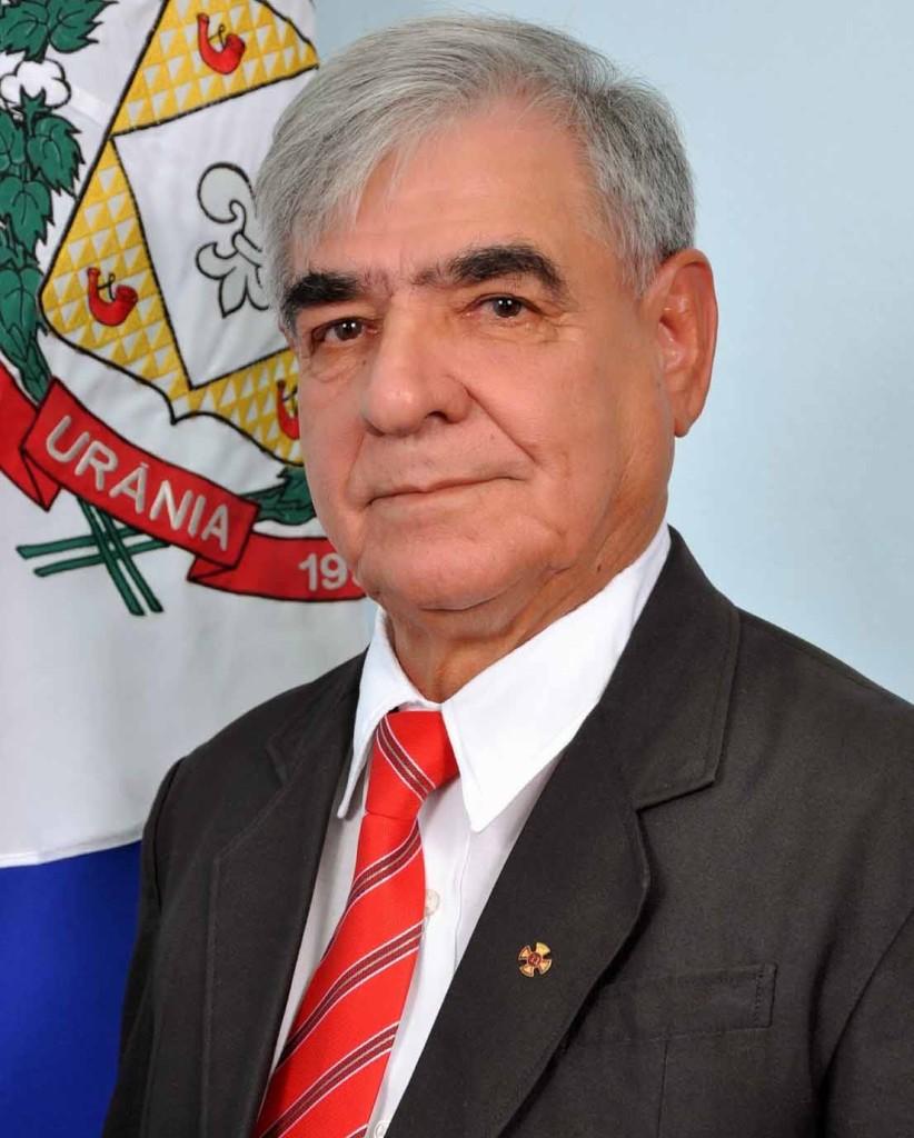 Urânia - Vereador Orlando Vieira