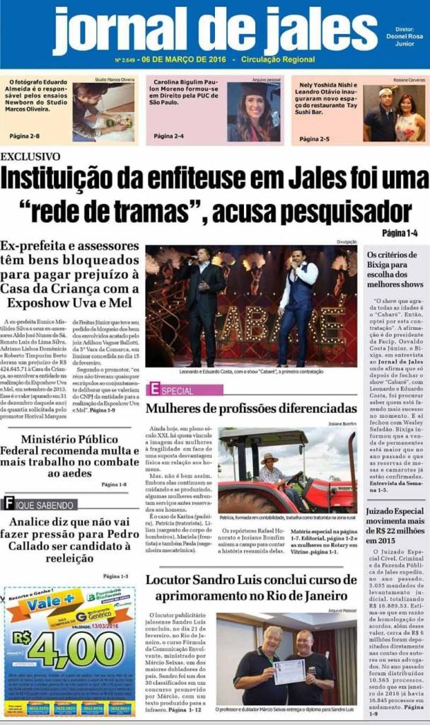 capa JJ 06.03.16