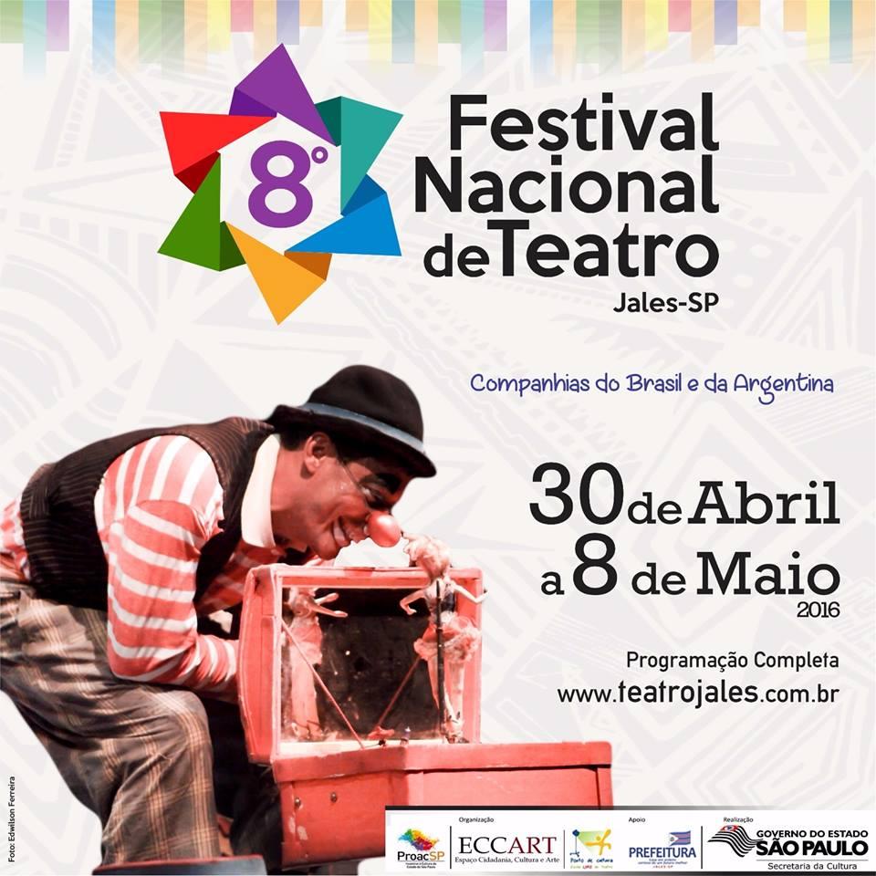 festival teadro cartaz