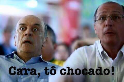 serra e alckmin chocados