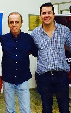 Henrique Prata e Roger