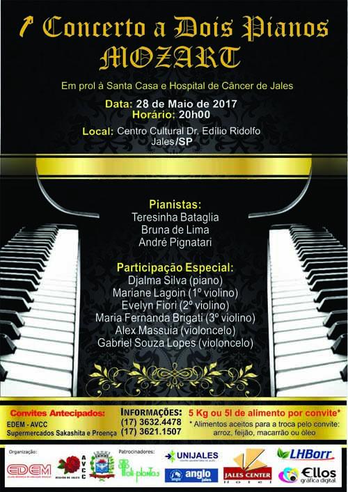 CARTAZ Concerto Jales