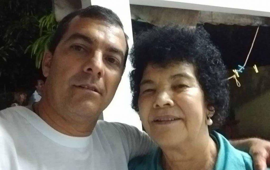 prefeito Maurício & Mãe
