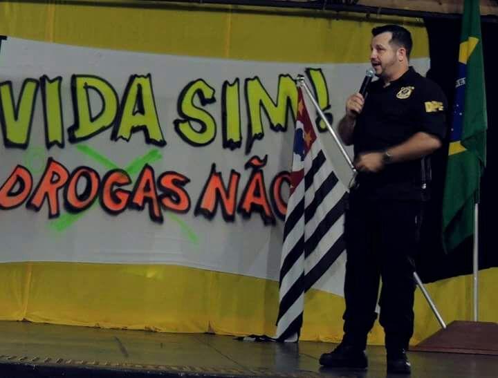 PF Palestra em Paranapuã